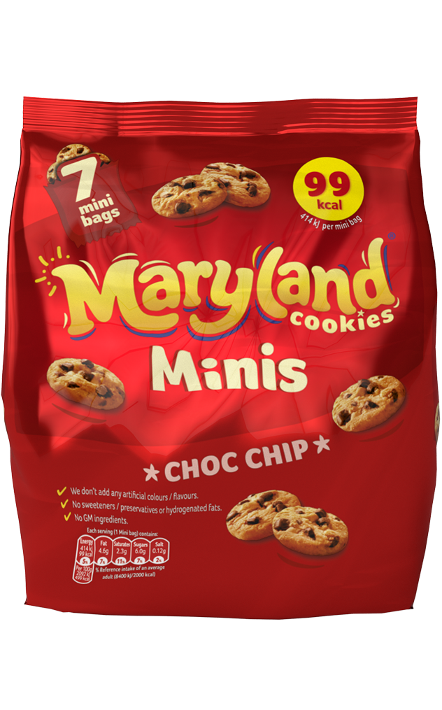 Maryland Minis Choc Chip