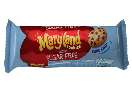 Maryland Sugar Free Choc Chip Cookies