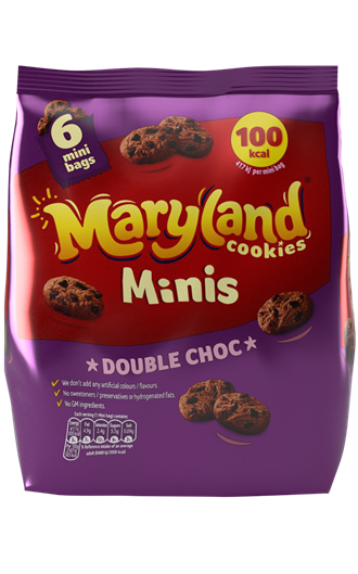 Maryland Minis Double Chocolate