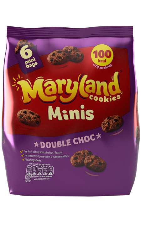 Maryland Minis Double Choc